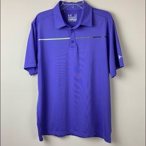 Under Armour ColdBlack golf polo Size Large